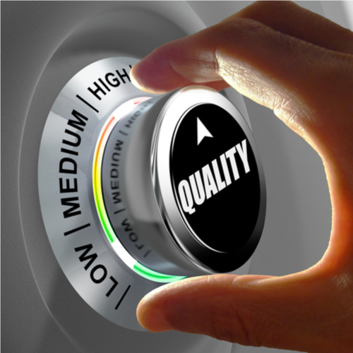 Quality policy for established, documented, implemented, quality management system