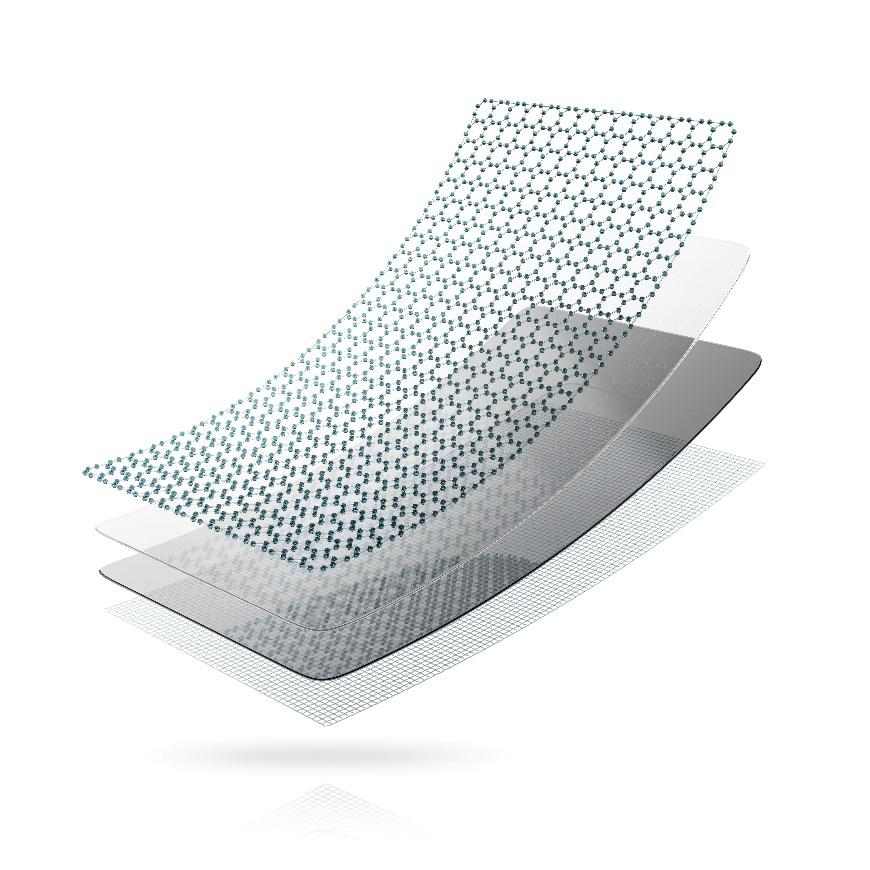 Electromagnetic interference film and mesh solutions