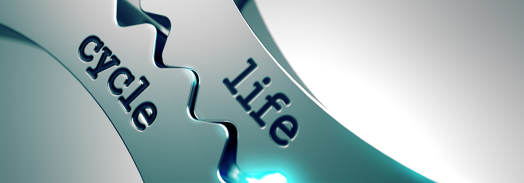 Abstract image of LCD lifecycle support and lifecycle management