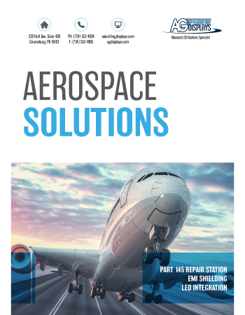 AGDisplays Aerospace Solutions