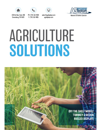 AGDisplays Agriculture Solutions