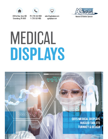 AGDisplays Medical Displays