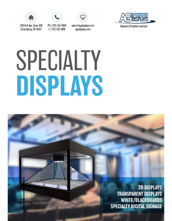 AGDisplays Specialty Displays
