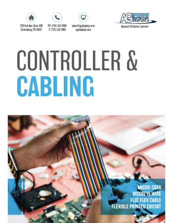 AGDisplays Controller & Cabling