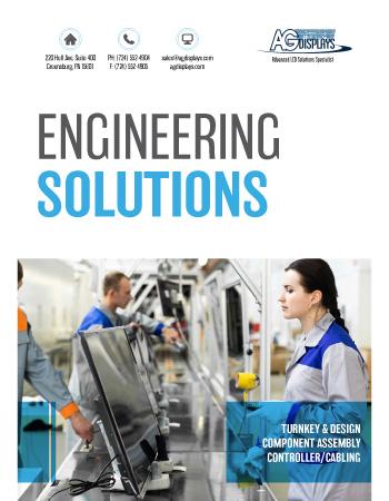 AGDisplays Engineering Solutions