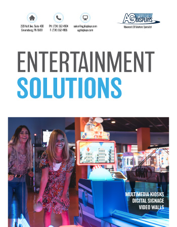 AGDisplays Entertainment Solutions