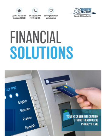 AGDisplays Financial Solutions