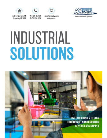AGDisplays Industrial Solutions