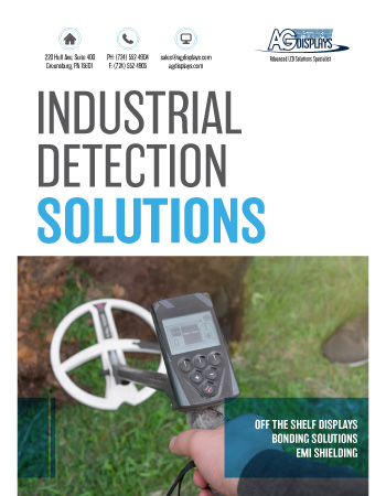 AGDisplays Industrial Detection Solutions