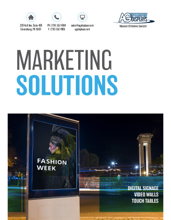 AGDisplays Marketing Solutions