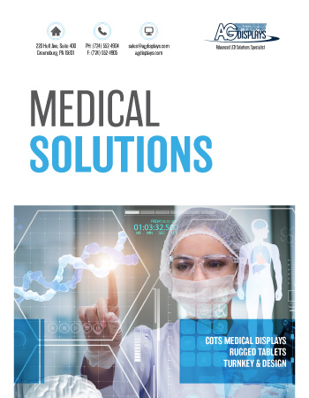 AGDisplays Medical Solutions