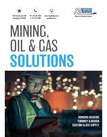 AGDisplays Mining, Oil & Gas Solutions