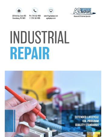 AGDisplays Industrial Repair