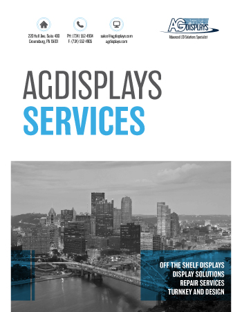 AGDisplays Services Overview