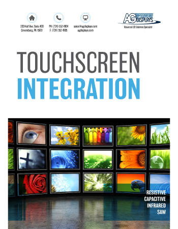 AGDisplays Touchscreen Integration