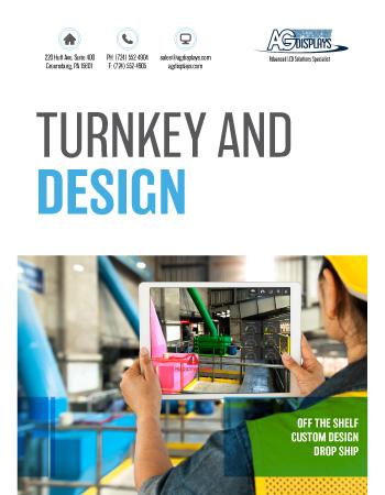 AGDisplays Turnkey & Design