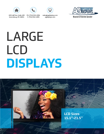 Large LCD Products