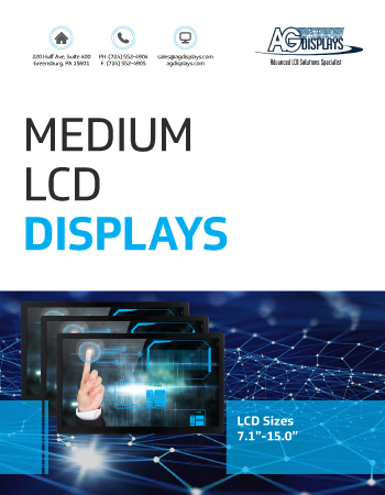 Medium LCD Products