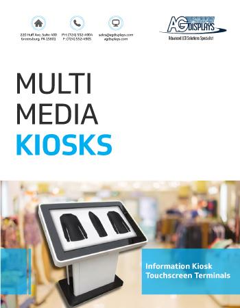 Multi-Media-Kiosks