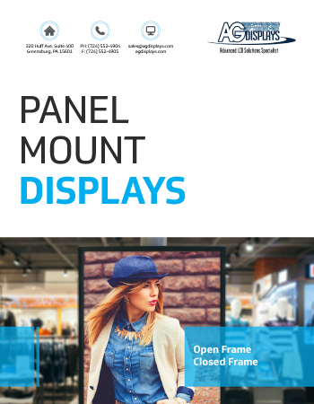 Panel-Mount-Displays