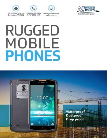 Rugged Phones