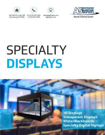 Specialty Displays
